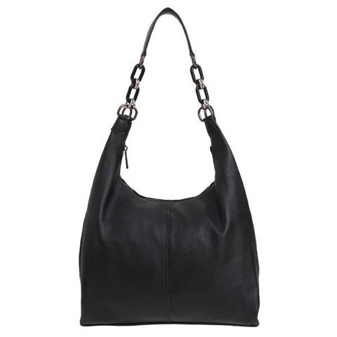 Женская сумка из кожи Nina Farmina NF2black