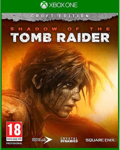 Xbox One Shadow of the Tomb Raider. Издание Croft (русская версия)
