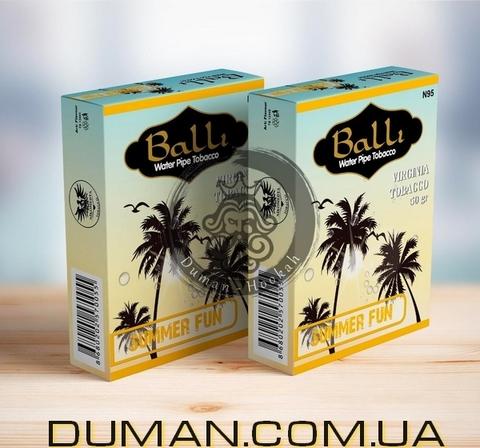 Табак Balli SUMMER FUN (Балли Летнее Веселье)