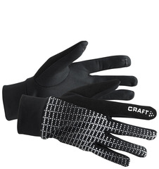 Беговые перчатки Craft Brilliant 2.0 Thermal Black