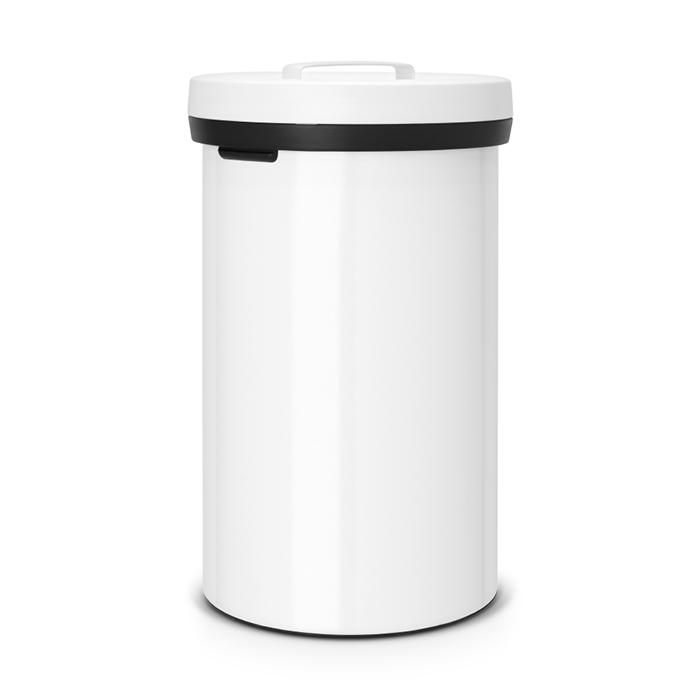 Мусорный бак Big Bin (60 л), Белый, арт. 484544 - фото 1