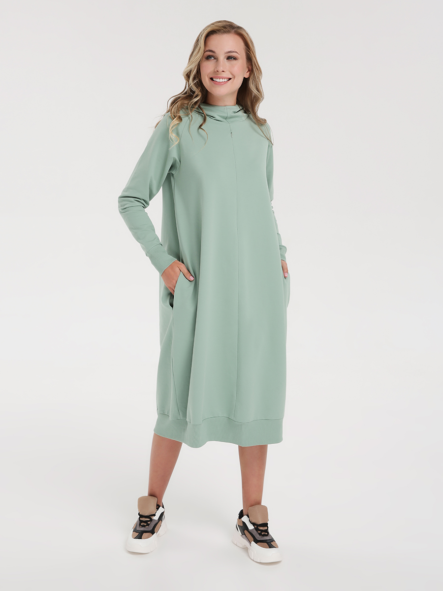 Платье для будущих и кормящих мам - Фото 1