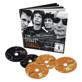 The Rolling Stones / Totally Stripped (Deluxe Edition)(4Blu-ray+CD)