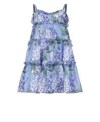 Сарафан Blue flowers New 1123-68