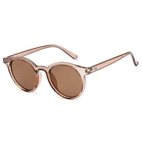 Солнцезащитные очки 5142005s Кофейный