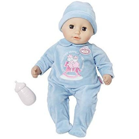 Беби Анабель Моя Первая кукла 36 см Мальчик