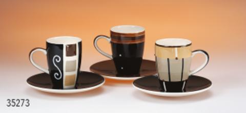 Кофейная пара для эспрессо