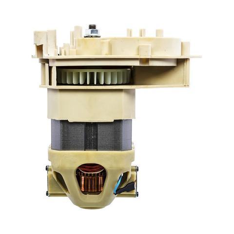 Двигатель эл. переменного тока DDE CSE1814 в сборе с маслонасосом  (8440-491820-0000013)