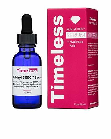 Сыворотка Timeless Matrixyl 3000 + Hyaluronic Acid 30 мл