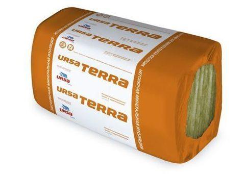 URSA Терра Шумозащита 1000x600x100 (3 м2) (0,305м3)