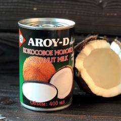 Кокосовое молоко Aroy-D 60%, 400 мл
