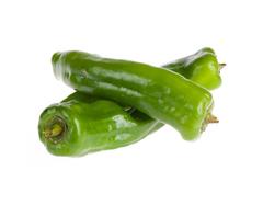 Перец полугорький, зеленый