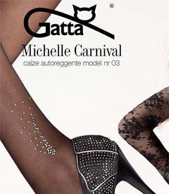 Чулки Gatta Michelle Carnival 03