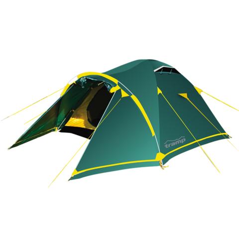 Туристическая палатка Tramp Stalker 2 (V2) (2 местная)