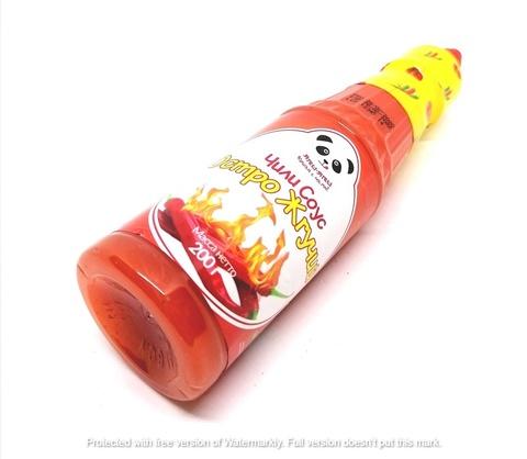Вьетнамский соус чили, остро-жгучий, Ями-Ями, 200 гр.