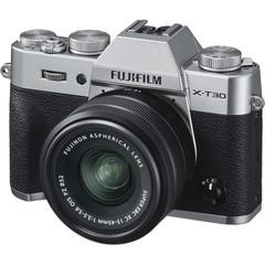 Цифровой беззеркальный фотоаппарат Fujifilm X-T30 Kit XC 15-45mm F3.5-5.6 OIS PZ