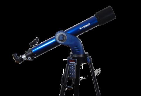 Телескоп MEADE StarNavigator NG 90 мм (рефрактор с пультом AudioStar)