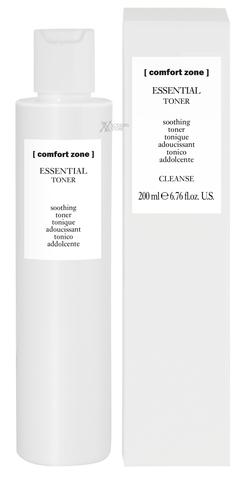 Essential Toner | Восстанавливающий тоник 200 мл в упаковке