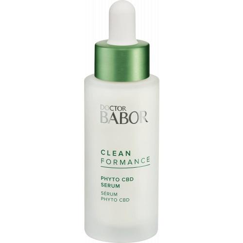 Сыворотка Doctor Babor Clean Formance Phyto CBD Serum 30 мл