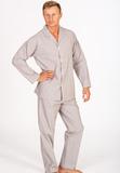Бежевая мужская пижама B&B