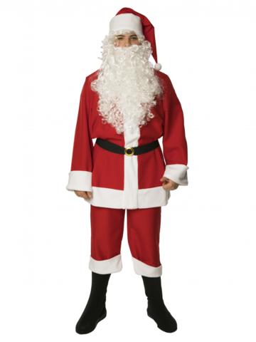 Костюм Санта Клаус взрослый 1