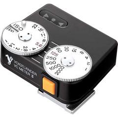 Люксметр Voigtlander VC Speed Meter II, черный
