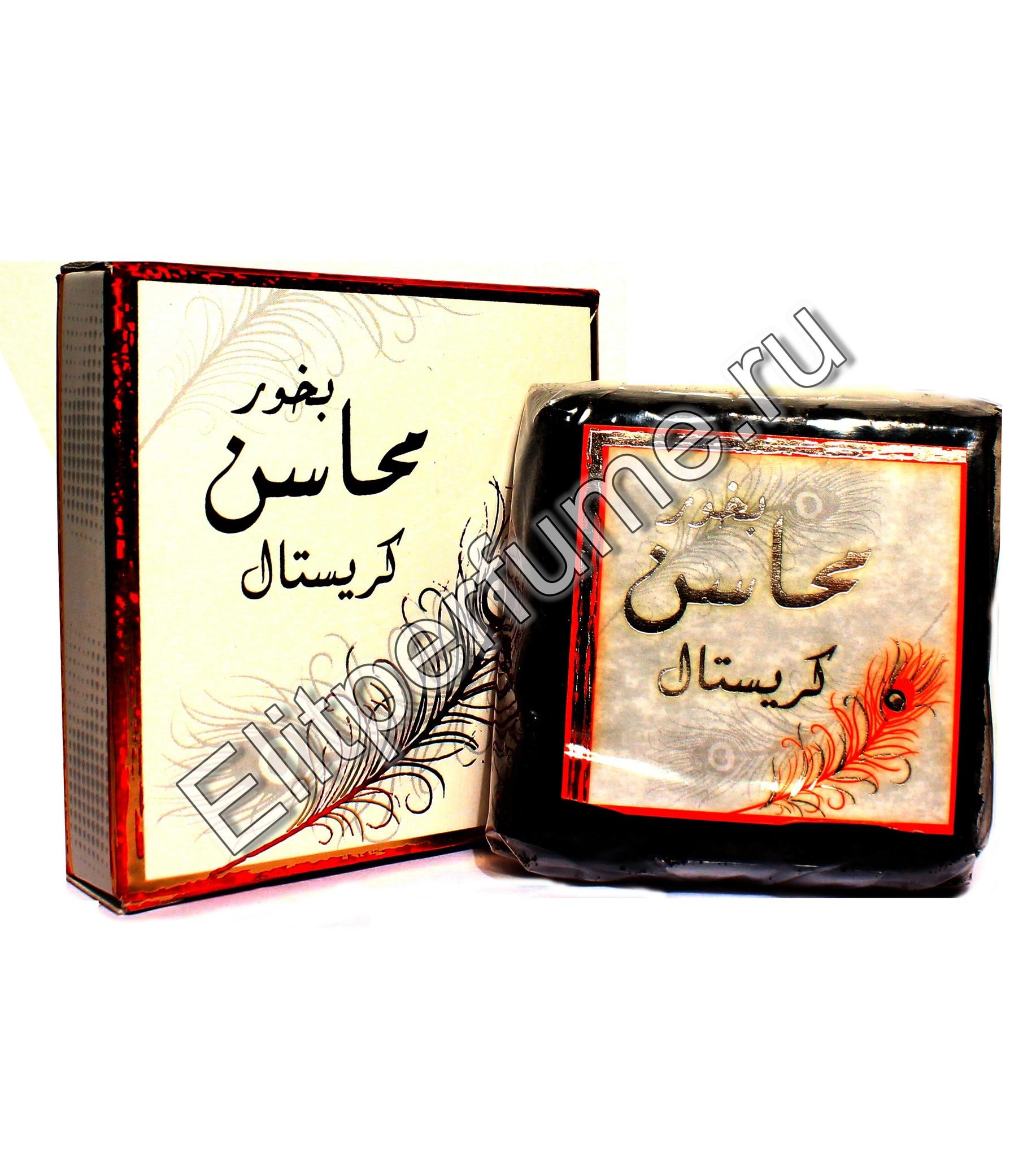 Bakhoor Mahasin Crystal Бахур Махазин Кристалл 40 гр. аромосмесь от Ард Аль Заафаран Ard Al Zaafaran