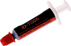 Термопаста Thermal grease ID-Cooling ID-TG01 (1г, 5.15 Вт мК)