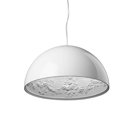 Подвесной светильник копия Skygarden by Flos D42 (белый)