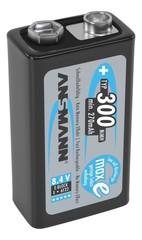 Аккумуляторы NiMH Max-E, E Крона (8.4V, 300mAh)