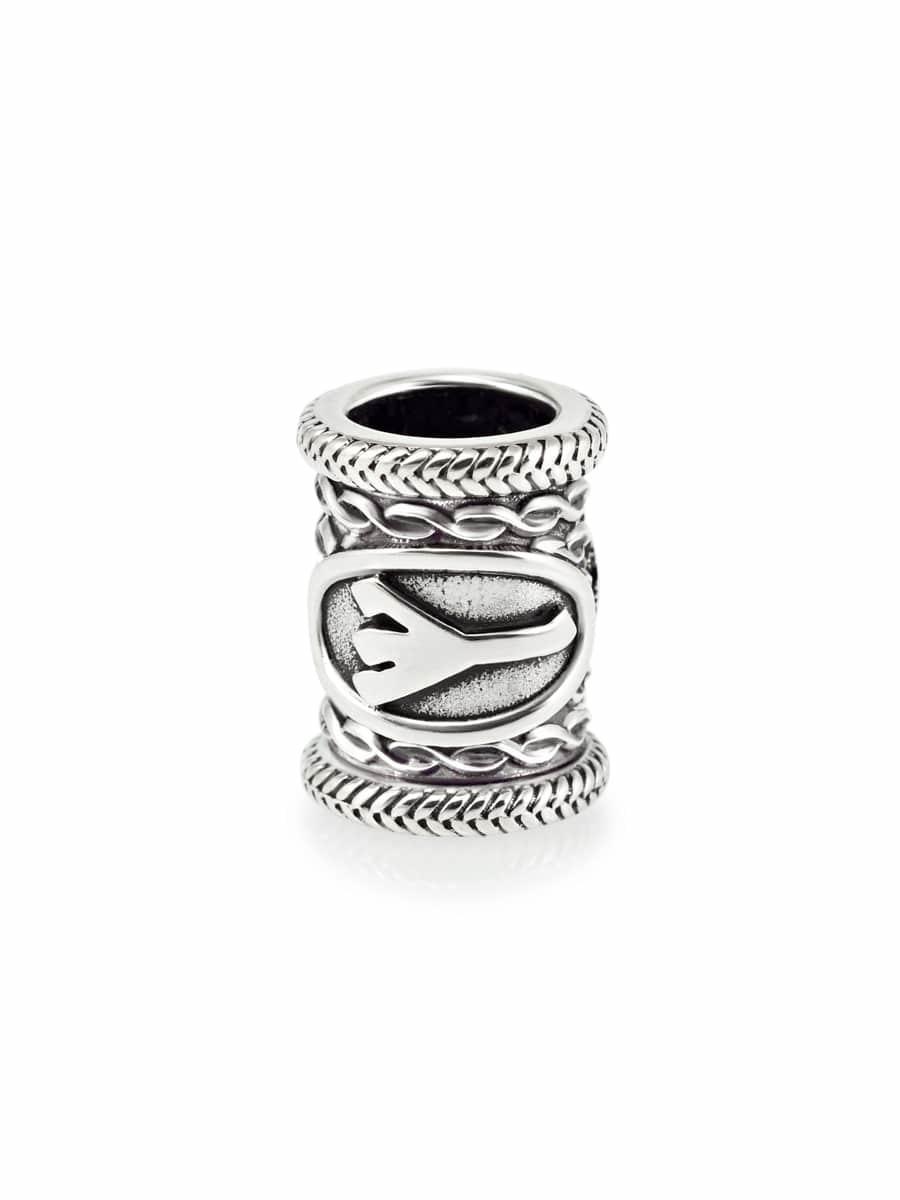 Серебряные шармы Шарм Альгиз из серебра runa-algiz-iz-serebra-925-probi-900-1200-foto2.jpg