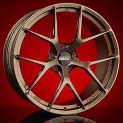 Диск колесный BBS FI-R 9x20 CentralLock ET52 CB84.0 satin bronze