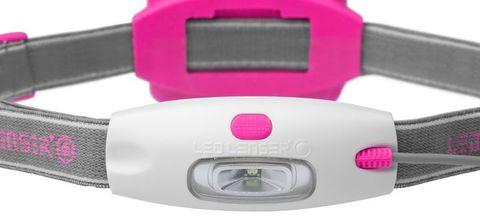 Картинка фонарь налобный Led Lenser Neo Розовый