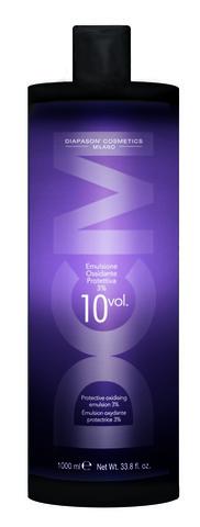 DCM Окисляющая эмульсия со смягчающим и защитным действием 10 Vol (3%) 1000 мл