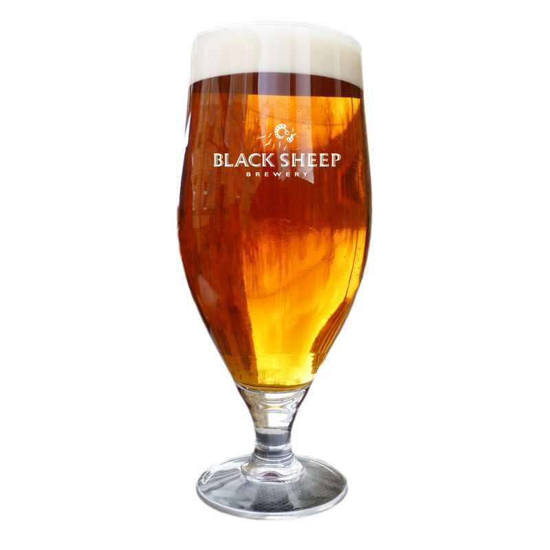 Набор из 6 пивных бокалов «Black Sheep Brewery», 500 мл набор из 6 пивных бокалов williams craftmaster 330мл