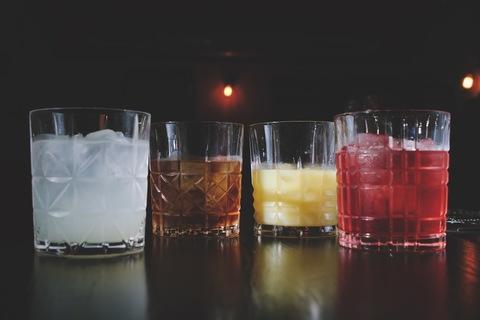Набор из 4-х бокалов Whisky 345 мл артикул 95906. Серия Highland