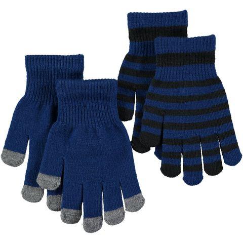 Детcкие перчатки Molo Keio Estate Blue