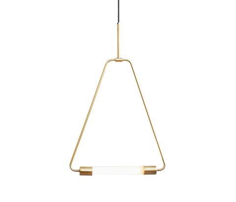 Подвесной светильник копия Perchoir by Lambert & Fils (золотой)