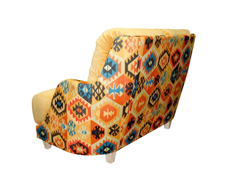 диван 2-местный Бахрома