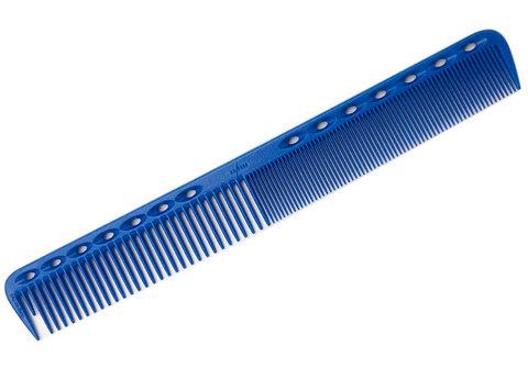 Расческа для стрижки Y.S. Park-339 синяя 18 см