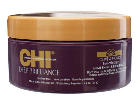 Помада CHI Deep Brilliance для придания волосам блеска и гладкой эластичной фиксации, 54 г