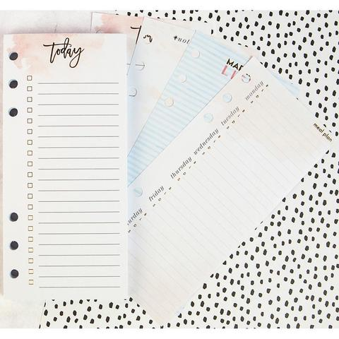 Записной блок My Prima Planner List Inserts