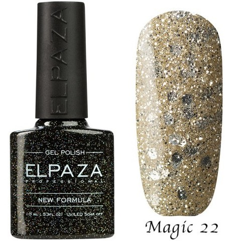 Гель лак Elpaza Magic, КАССИОПЕЯ 22