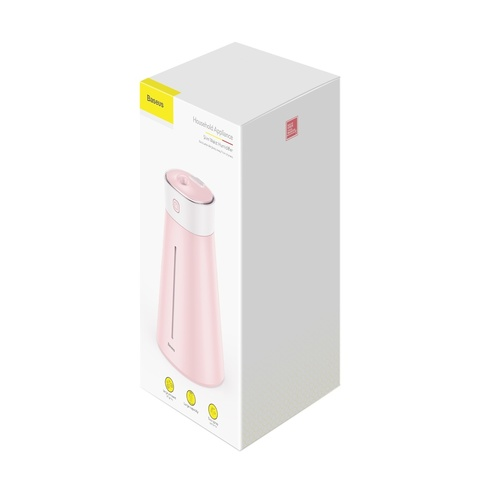 Увлажнитель воздуха Baseus slim waist humidifier (with accessories) Pink