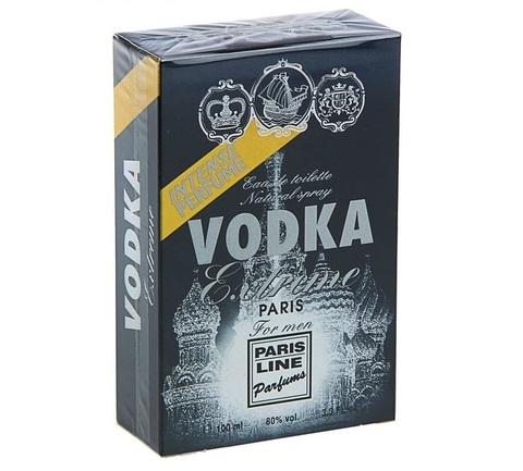 Мужская туалетная вода Vodka Extreme, 100 мл