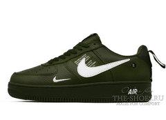 Кроссовки Женские Nike Air Force 1'07 Olive Green
