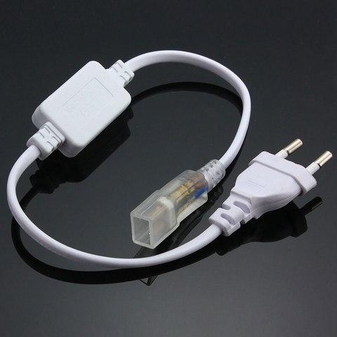 Силовой шнур для ленты SMD3528/60, 220V