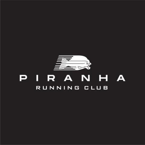 Нанесение логотипа Piranha на куртку