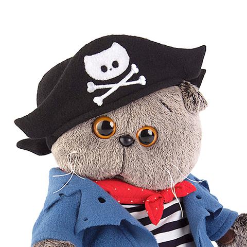 Кот Басик Пират