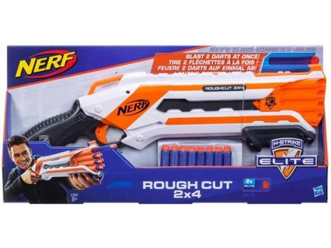 Hasbro: Nerf Бластер Элит Рафкат A1691  — Nerf N-Strike Elite Rough Cut  — Нерф Нёрф Хасбро